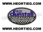 Paul Dunstall Special Tank and Fairing Transfer Decal DDUN4-4